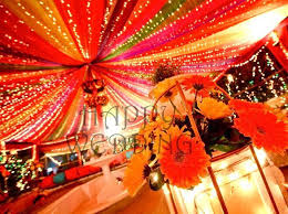 indian wedding decorations for home colorful canopy for mehndi indian decor for home indian