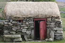 the road awaits irish barns