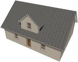 Define Dormers Building A Manual Dormer In Home Designer Pro