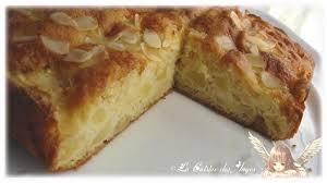 cuisine gateau aux pommes gâteau moelleux aux pommes et aux amandes la cuisine des anges