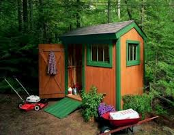 39 unique small storage shed ideas for your own garden homedecort