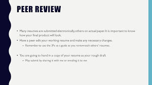 is resume paper necessary resumes and cover letters what is a resume type of genre writing peer review many resumes are submitted electronically others on actual paper