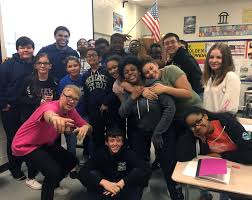 teacher stuns students by rapping about state history over popular