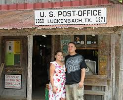 Post Office Casual A Casual Afternoon In Luckenbach Adventure Rider