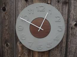Free Wood Clock Plans by 295 Best Clock Images On Pinterest Clocks Clock Ideas And Wood