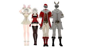 costume new year mmd x new year gifts costumes dl by unluckycandyfox on deviantart