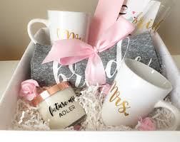 engagement gift baskets engagement gift baskets etsy