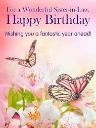 the unforgettable happy birthday cards butterflies flowers happy birthday card for in