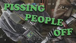 rainbow six siege ranked trolling pissing people off episode 1