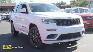 jeep grand cherokee laredo white new 2018 jeep grand cherokee trackhawk 4x4 msrp prices nadaguides
