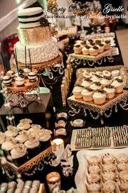 best 25 gold dessert table ideas on pinterest gold candy buffet