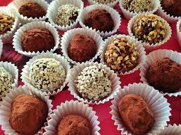 cuisiner truffe recette truffes au chocolat les p tites recettes