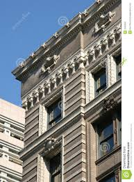 decorative building cornice royalty free stock image image 1345556