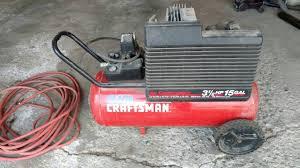 Craftsman 3 Gallon Air Compressor Craftsman Air Compressor Ohio Game Fishing Your Ohio Fishing
