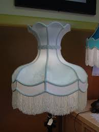 Bedroom Light Shade - vintage lamp shade restoration shining light studio