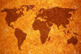 Old World Maps by World Map On Old Page Background For Your Designs Map Http Www