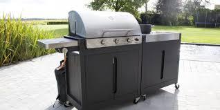meuble de cuisine exterieur barbecook brahma créez votre cuisine d extérieur modulable