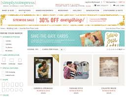 Save The Date Website Simply To Impress Review Photo Save The Dates