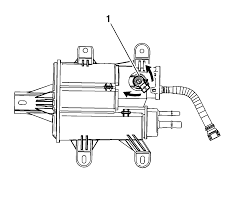 repair instructions evaporative emission canister vent solenoid