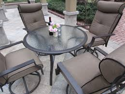 Glass Top Patio Table And Chairs Outdoor Glass Table And Chairs Outdoor Glass Table And Chairs For