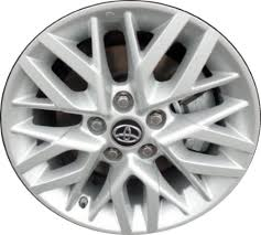 toyota camry hubcaps 2003 toyota camry wheels rims wheel stock oem replacement