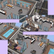 Penthouse The Sims Freeplay House Guide Part Four Penthouse Apartments
