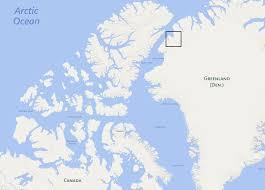 Greenland Map Petermann Glacier Greenland Earthshots Satellite Images Of
