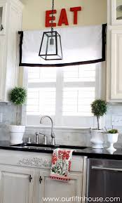 kitchen lighting a lantern over sink our fifth house
