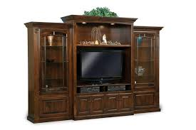 solid wood entertainment cabinet amish victorian three piece entertainment center wall unit with