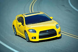 mitsubishi yellow 2010 mitsubishi eclipse review top speed
