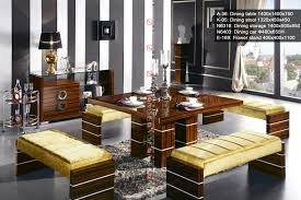 ebony lacquer dining furniture royal dining room furniture high