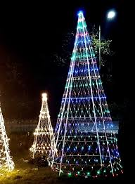 Christmas Tree Shop Outdoor Furniture Giant Outdoor 4m 13ft Led Christmas Tree Tower Oxf Direct The