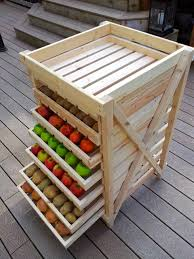 Wood Storage Shelves Plans by Ana White Food Storage Shelf Diy Projects