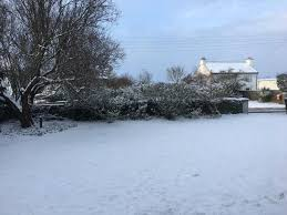photos of snow beast from the east tipperary wakes up to a blanket of snow