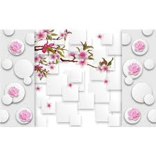 Flower Wallpaper Home Decor Full Size Wallpaper Flowers 3d Wallpaper With Flower Wallpaper For