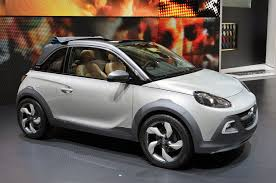 opel adam trunk opel adam rocks concept geneva 2013 photo gallery autoblog