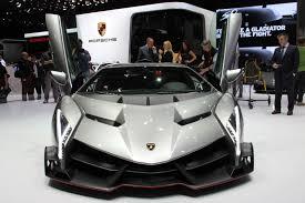 Lamborghini Veneno Back - lamborghini centro stile designers walk us around the new veneno