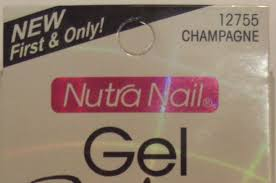 glitter obsession nutranail gel perfect uv free gel color