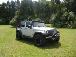 2007 jeep wrangler unlimited accessories 2008 jeep wrangler unlimited lifted with 35 inch tires and