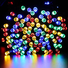 Solar Powered Outdoor Led String Lights by Online Get Cheap Fairy Lights Garden Aliexpress Com Alibaba Group