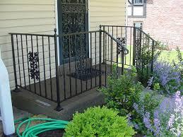perpetua iron classic railing