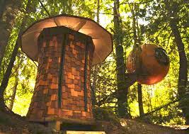 free spirit spheres tree house seattleite