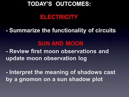 summarize the functionality of circuits review moon