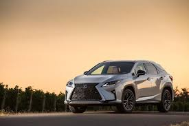 lexus yellow the 2017 lexus rx returns with a few changes after last year u0027s