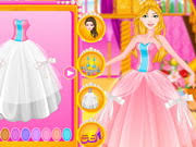 barbie party dress design play the game online