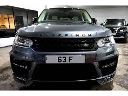 land rover suv 2016 used land rover range rover sport suv 4 4 sd v8 autobiography