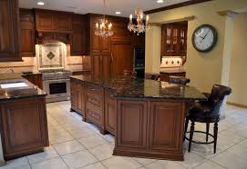 large kitchen island design pics on elegant home design style