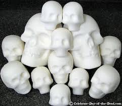 sugar skull molds how to make sugar skulls day of the dead dia de los muertos