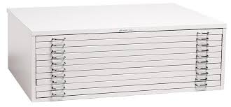 10 Drawer Cabinet Steel Plan Drawer Cabinet A0 A 1 Paper