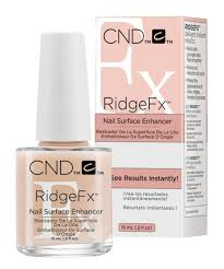 creative nail design ridgefx nail surface enhancer cult beauty